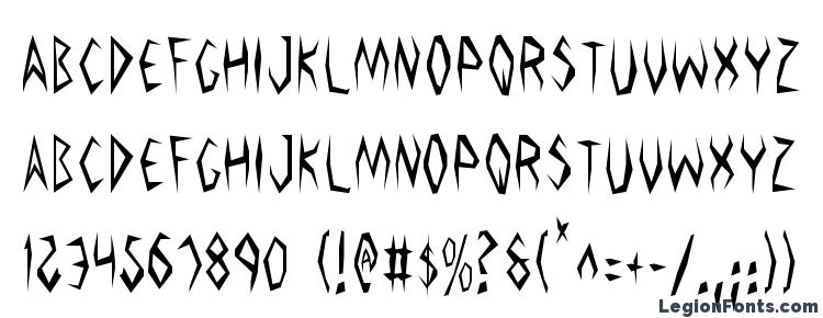 glyphs Argosy the Second font, сharacters Argosy the Second font, symbols Argosy the Second font, character map Argosy the Second font, preview Argosy the Second font, abc Argosy the Second font, Argosy the Second font