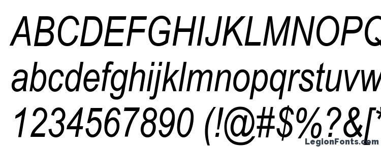 глифы шрифта Arial Narrow Курсив, символы шрифта Arial Narrow Курсив, символьная карта шрифта Arial Narrow Курсив, предварительный просмотр шрифта Arial Narrow Курсив, алфавит шрифта Arial Narrow Курсив, шрифт Arial Narrow Курсив