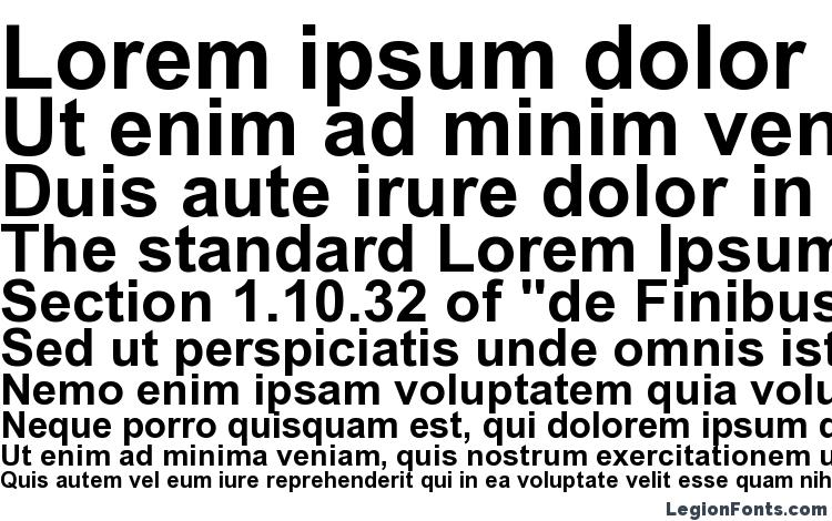 specimens Aricyrb font, sample Aricyrb font, an example of writing Aricyrb font, review Aricyrb font, preview Aricyrb font, Aricyrb font