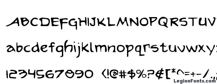 глифы шрифта Arilon, символы шрифта Arilon, символьная карта шрифта Arilon, предварительный просмотр шрифта Arilon, алфавит шрифта Arilon, шрифт Arilon