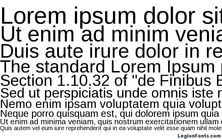Arimo Font Download Free / LegionFonts