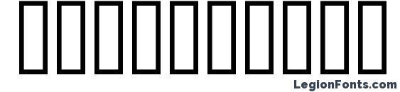 Шрифт Arnold 2.1