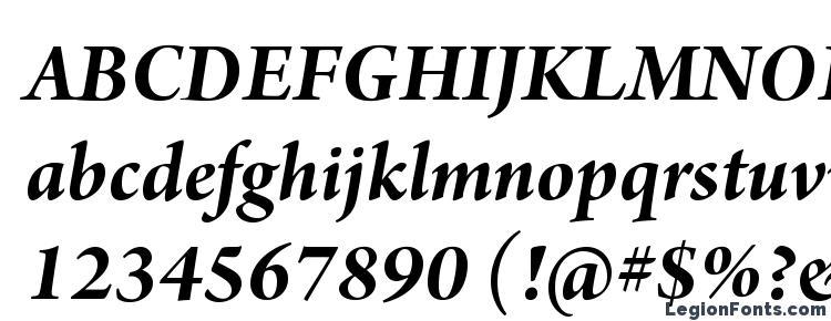 glyphs ArnoPro BoldItalic18pt font, сharacters ArnoPro BoldItalic18pt font, symbols ArnoPro BoldItalic18pt font, character map ArnoPro BoldItalic18pt font, preview ArnoPro BoldItalic18pt font, abc ArnoPro BoldItalic18pt font, ArnoPro BoldItalic18pt font