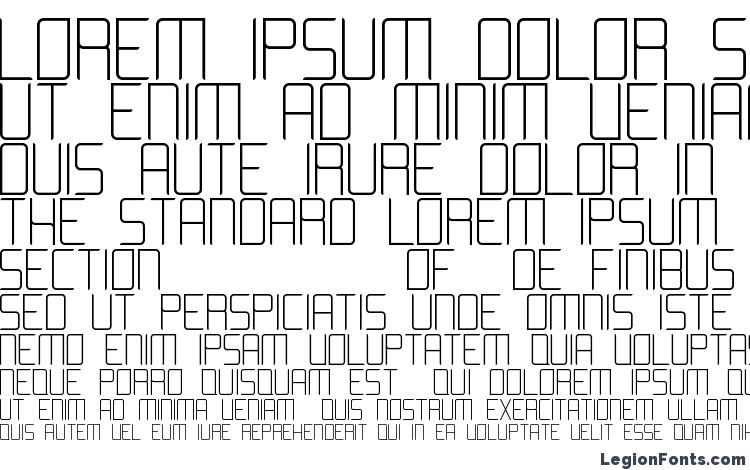 specimens AROMA Light font, sample AROMA Light font, an example of writing AROMA Light font, review AROMA Light font, preview AROMA Light font, AROMA Light font