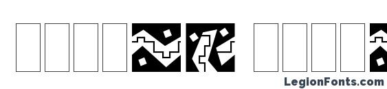 Шрифт Arriba Arriba Pi LET Plain.1.0