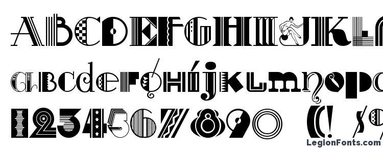 глифы шрифта Art Decorina, символы шрифта Art Decorina, символьная карта шрифта Art Decorina, предварительный просмотр шрифта Art Decorina, алфавит шрифта Art Decorina, шрифт Art Decorina