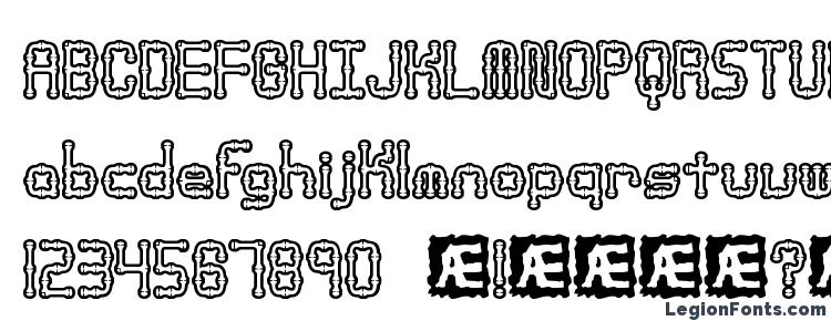 glyphs Arthritis (brk) font, сharacters Arthritis (brk) font, symbols Arthritis (brk) font, character map Arthritis (brk) font, preview Arthritis (brk) font, abc Arthritis (brk) font, Arthritis (brk) font