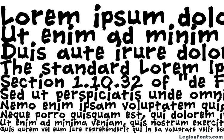 specimens Ashcan BB Bold font, sample Ashcan BB Bold font, an example of writing Ashcan BB Bold font, review Ashcan BB Bold font, preview Ashcan BB Bold font, Ashcan BB Bold font