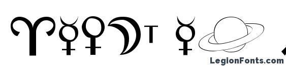 Astro SemiBold Font