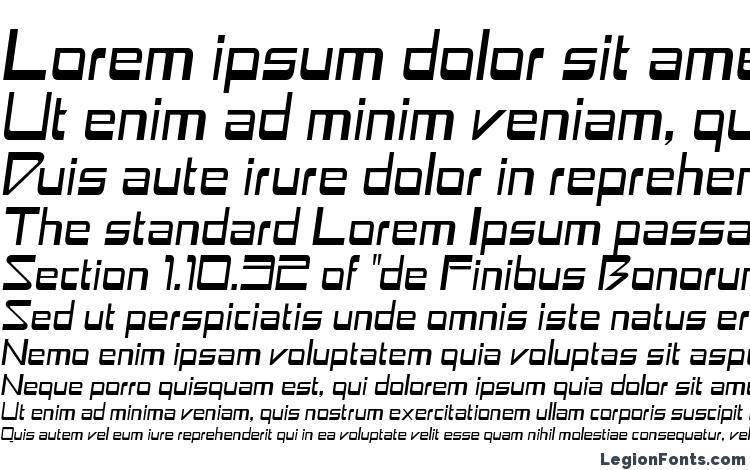 specimens AstronBoy Italic font, sample AstronBoy Italic font, an example of writing AstronBoy Italic font, review AstronBoy Italic font, preview AstronBoy Italic font, AstronBoy Italic font