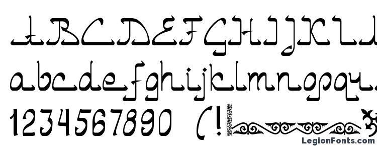 глифы шрифта AsylbekM01.kz, символы шрифта AsylbekM01.kz, символьная карта шрифта AsylbekM01.kz, предварительный просмотр шрифта AsylbekM01.kz, алфавит шрифта AsylbekM01.kz, шрифт AsylbekM01.kz
