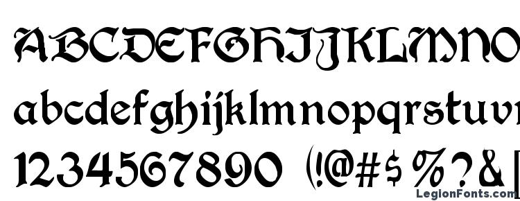glyphs Augusta Regular font, сharacters Augusta Regular font, symbols Augusta Regular font, character map Augusta Regular font, preview Augusta Regular font, abc Augusta Regular font, Augusta Regular font