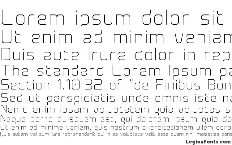 specimens Aunchanted Xspace Thin font, sample Aunchanted Xspace Thin font, an example of writing Aunchanted Xspace Thin font, review Aunchanted Xspace Thin font, preview Aunchanted Xspace Thin font, Aunchanted Xspace Thin font