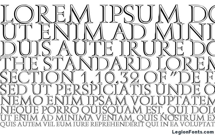 specimens Aurelius Regular font, sample Aurelius Regular font, an example of writing Aurelius Regular font, review Aurelius Regular font, preview Aurelius Regular font, Aurelius Regular font