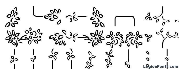 glyphs Auriol vignette font, сharacters Auriol vignette font, symbols Auriol vignette font, character map Auriol vignette font, preview Auriol vignette font, abc Auriol vignette font, Auriol vignette font