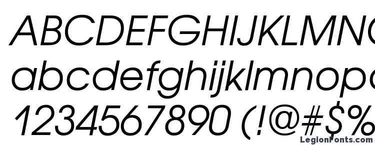 glyphs AvantGardeCTT Italic font, сharacters AvantGardeCTT Italic font, symbols AvantGardeCTT Italic font, character map AvantGardeCTT Italic font, preview AvantGardeCTT Italic font, abc AvantGardeCTT Italic font, AvantGardeCTT Italic font