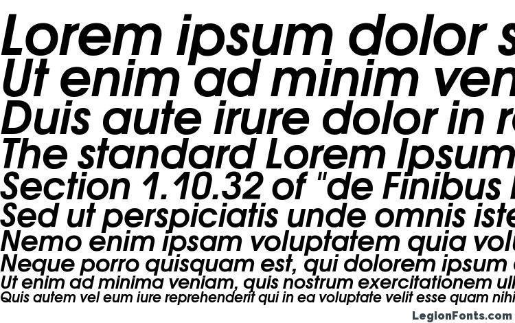 specimens AvantGardeGothicATT BoldItalic font, sample AvantGardeGothicATT BoldItalic font, an example of writing AvantGardeGothicATT BoldItalic font, review AvantGardeGothicATT BoldItalic font, preview AvantGardeGothicATT BoldItalic font, AvantGardeGothicATT BoldItalic font