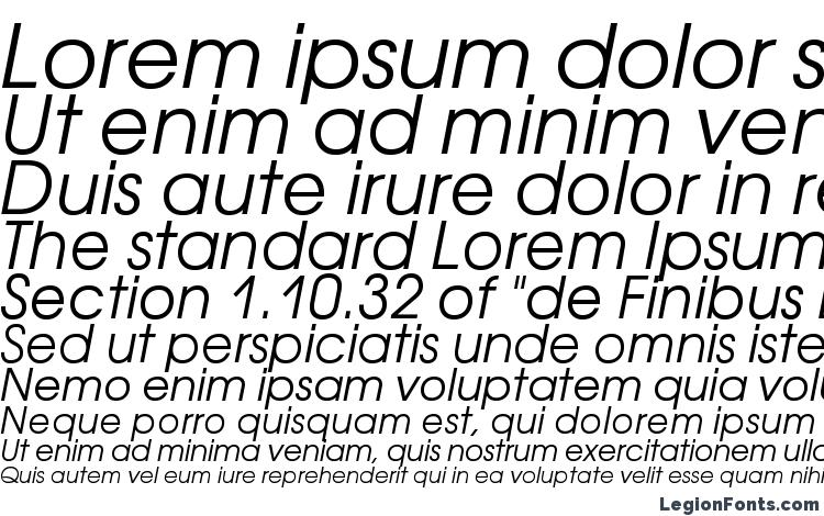 specimens AvantGardeGothicC Oblique font, sample AvantGardeGothicC Oblique font, an example of writing AvantGardeGothicC Oblique font, review AvantGardeGothicC Oblique font, preview AvantGardeGothicC Oblique font, AvantGardeGothicC Oblique font