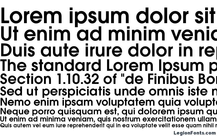 specimens Avignon Demi font, sample Avignon Demi font, an example of writing Avignon Demi font, review Avignon Demi font, preview Avignon Demi font, Avignon Demi font