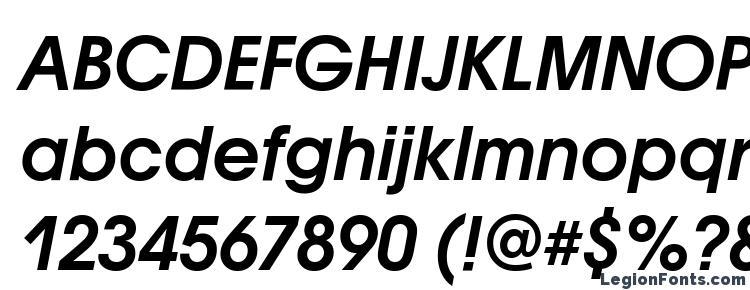 glyphs Avignon DemiItalic font, сharacters Avignon DemiItalic font, symbols Avignon DemiItalic font, character map Avignon DemiItalic font, preview Avignon DemiItalic font, abc Avignon DemiItalic font, Avignon DemiItalic font