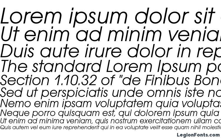 specimens Avignon Italic font, sample Avignon Italic font, an example of writing Avignon Italic font, review Avignon Italic font, preview Avignon Italic font, Avignon Italic font