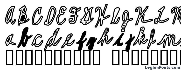 глифы шрифта Avoid Long Lines 1, символы шрифта Avoid Long Lines 1, символьная карта шрифта Avoid Long Lines 1, предварительный просмотр шрифта Avoid Long Lines 1, алфавит шрифта Avoid Long Lines 1, шрифт Avoid Long Lines 1