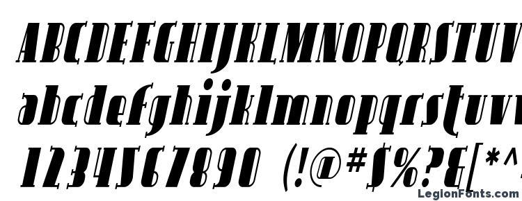 глифы шрифта Avondale Cond Italic, символы шрифта Avondale Cond Italic, символьная карта шрифта Avondale Cond Italic, предварительный просмотр шрифта Avondale Cond Italic, алфавит шрифта Avondale Cond Italic, шрифт Avondale Cond Italic