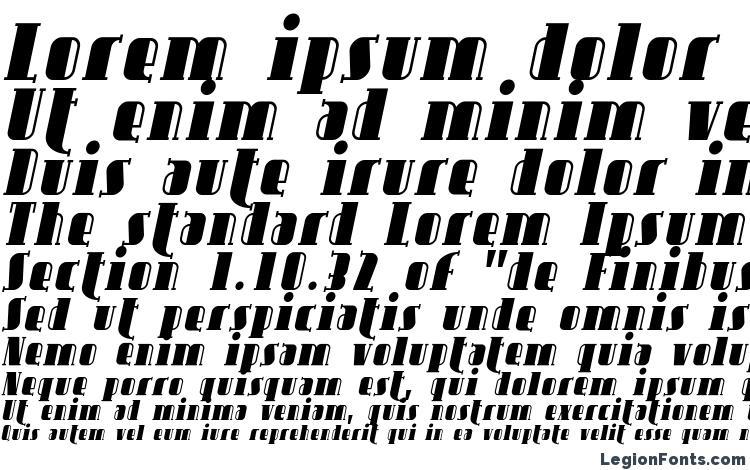 specimens Avondale Italic font, sample Avondale Italic font, an example of writing Avondale Italic font, review Avondale Italic font, preview Avondale Italic font, Avondale Italic font