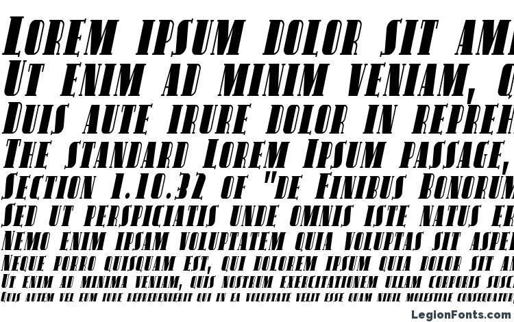 образцы шрифта Avondale SC Cond Italic, образец шрифта Avondale SC Cond Italic, пример написания шрифта Avondale SC Cond Italic, просмотр шрифта Avondale SC Cond Italic, предосмотр шрифта Avondale SC Cond Italic, шрифт Avondale SC Cond Italic