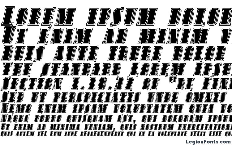 specimens Avondale SC Inline Italic font, sample Avondale SC Inline Italic font, an example of writing Avondale SC Inline Italic font, review Avondale SC Inline Italic font, preview Avondale SC Inline Italic font, Avondale SC Inline Italic font