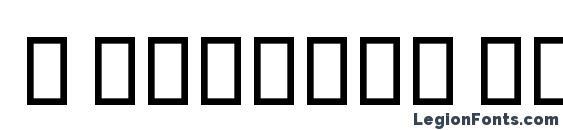 B Mashhad BoldItalic Font