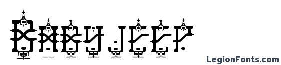Babyjeep Font