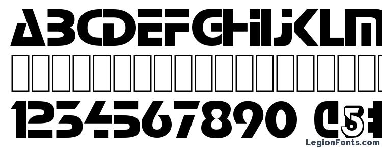 Babylon Industrial Font Download Free LegionFonts