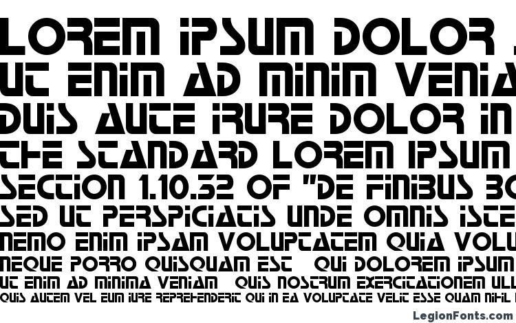 specimens Babylon5 station font, sample Babylon5 station font, an example of writing Babylon5 station font, review Babylon5 station font, preview Babylon5 station font, Babylon5 station font