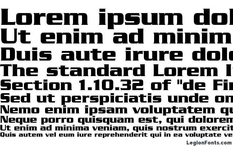 specimens Babylon5 font, sample Babylon5 font, an example of writing Babylon5 font, review Babylon5 font, preview Babylon5 font, Babylon5 font