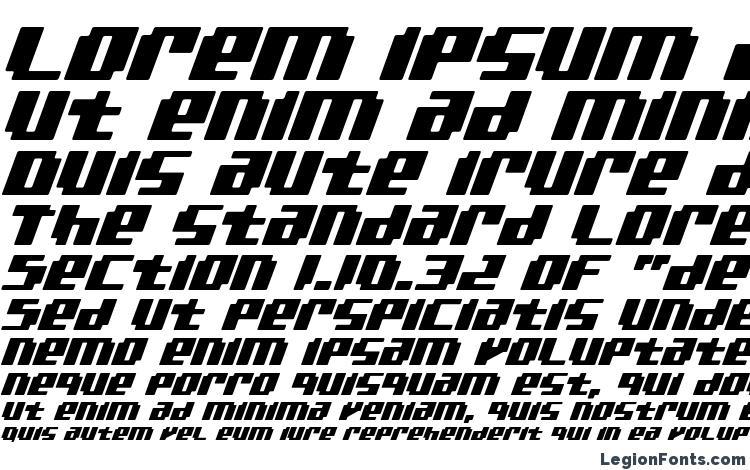 specimens bad robot italic font, sample bad robot italic font, an example of writing bad robot italic font, review bad robot italic font, preview bad robot italic font, bad robot italic font