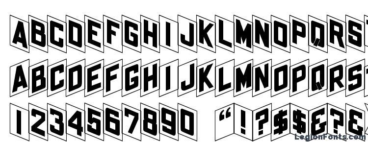 глифы шрифта Bajazzo, символы шрифта Bajazzo, символьная карта шрифта Bajazzo, предварительный просмотр шрифта Bajazzo, алфавит шрифта Bajazzo, шрифт Bajazzo
