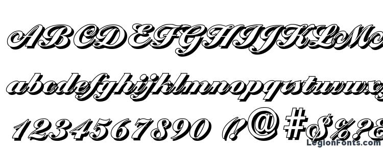 glyphs BallantinesShadow Black Regular font, сharacters BallantinesShadow Black Regular font, symbols BallantinesShadow Black Regular font, character map BallantinesShadow Black Regular font, preview BallantinesShadow Black Regular font, abc BallantinesShadow Black Regular font, BallantinesShadow Black Regular font