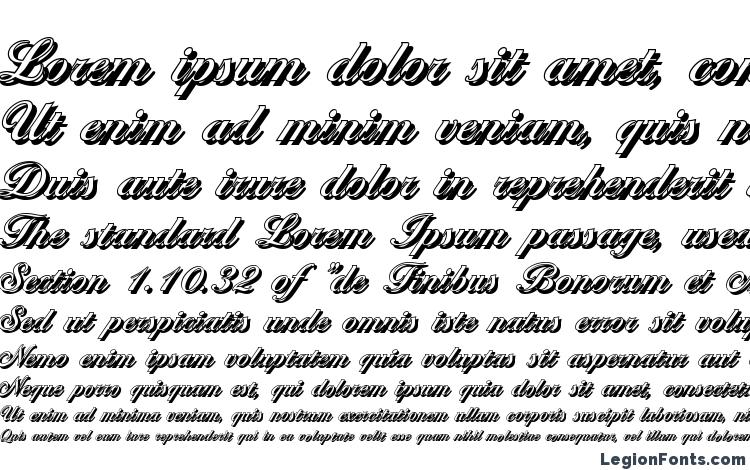 specimens BallantinesShadow Medium Regular font, sample BallantinesShadow Medium Regular font, an example of writing BallantinesShadow Medium Regular font, review BallantinesShadow Medium Regular font, preview BallantinesShadow Medium Regular font, BallantinesShadow Medium Regular font