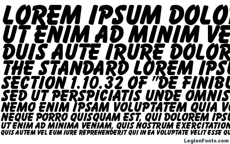 specimens Ballemi Extra Bold font, sample Ballemi Extra Bold font, an example of writing Ballemi Extra Bold font, review Ballemi Extra Bold font, preview Ballemi Extra Bold font, Ballemi Extra Bold font