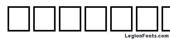 Ballet regular font, free Ballet regular font, preview Ballet regular font