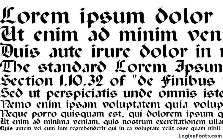 specimens Ballista Display Script SSi font, sample Ballista Display Script SSi font, an example of writing Ballista Display Script SSi font, review Ballista Display Script SSi font, preview Ballista Display Script SSi font, Ballista Display Script SSi font