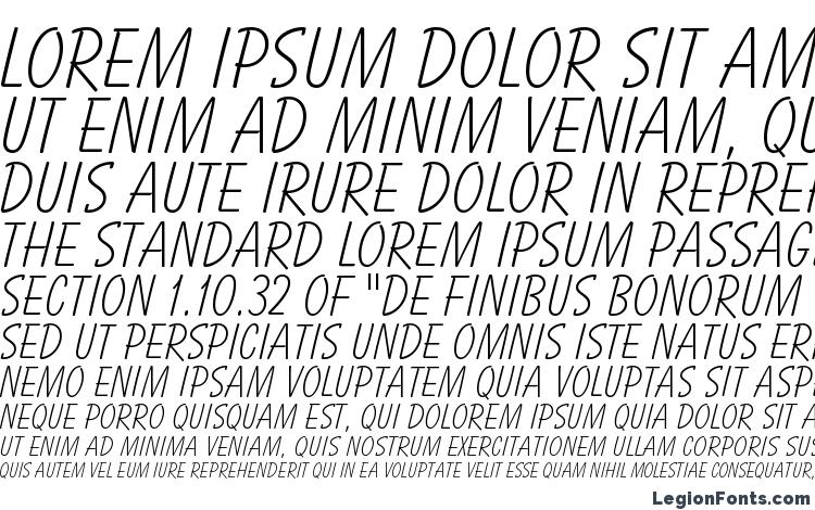 specimens Balloon Light BT font, sample Balloon Light BT font, an example of writing Balloon Light BT font, review Balloon Light BT font, preview Balloon Light BT font, Balloon Light BT font