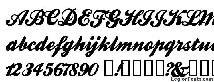 глифы шрифта Ballw, символы шрифта Ballw, символьная карта шрифта Ballw, предварительный просмотр шрифта Ballw, алфавит шрифта Ballw, шрифт Ballw