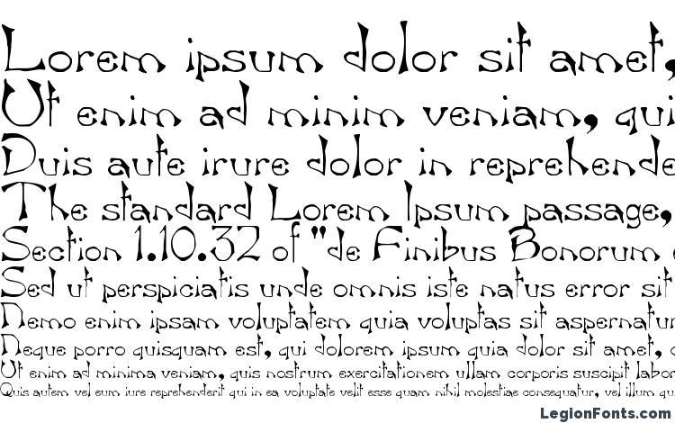 specimens BambergDB Bold font, sample BambergDB Bold font, an example of writing BambergDB Bold font, review BambergDB Bold font, preview BambergDB Bold font, BambergDB Bold font