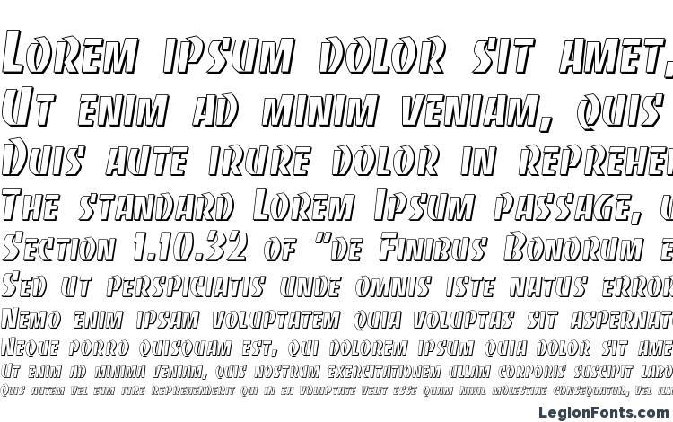 specimens BancoDi Bold font, sample BancoDi Bold font, an example of writing BancoDi Bold font, review BancoDi Bold font, preview BancoDi Bold font, BancoDi Bold font