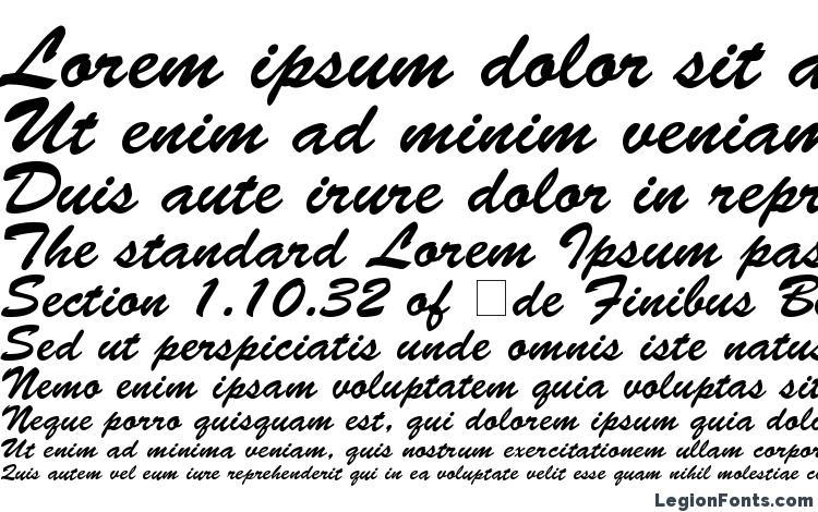 specimens Banff font, sample Banff font, an example of writing Banff font, review Banff font, preview Banff font, Banff font