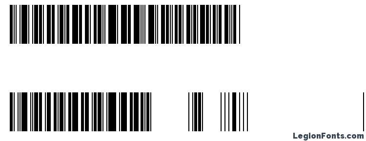 glyphs barcod39 font, сharacters barcod39 font, symbols barcod39 font, character map barcod39 font, preview barcod39 font, abc barcod39 font, barcod39 font