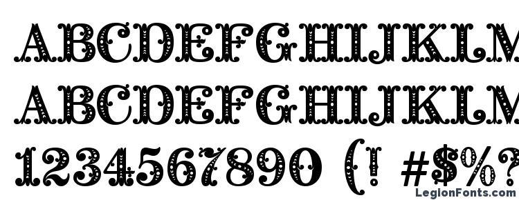 glyphs Barocco Initial font, сharacters Barocco Initial font, symbols Barocco Initial font, character map Barocco Initial font, preview Barocco Initial font, abc Barocco Initial font, Barocco Initial font