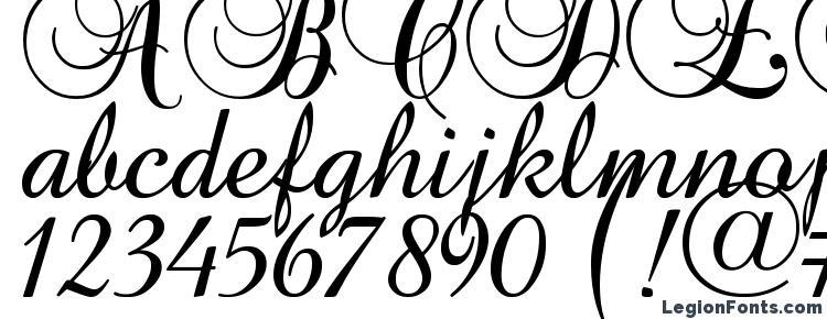 глифы шрифта Baroque Script, символы шрифта Baroque Script, символьная карта шрифта Baroque Script, предварительный просмотр шрифта Baroque Script, алфавит шрифта Baroque Script, шрифт Baroque Script